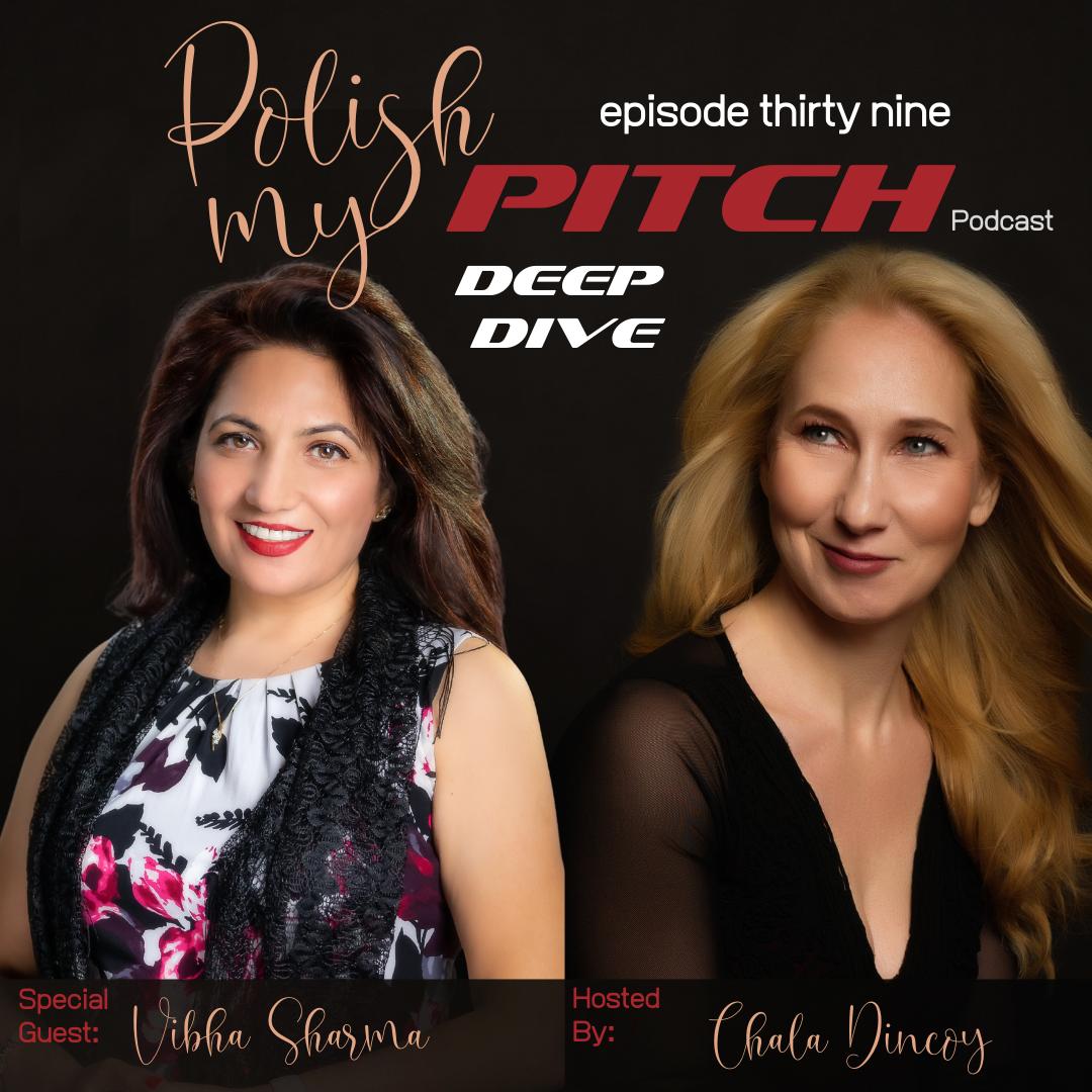 Deep Dive with Vibha Sharm, Holistic Spiritual Business Coach