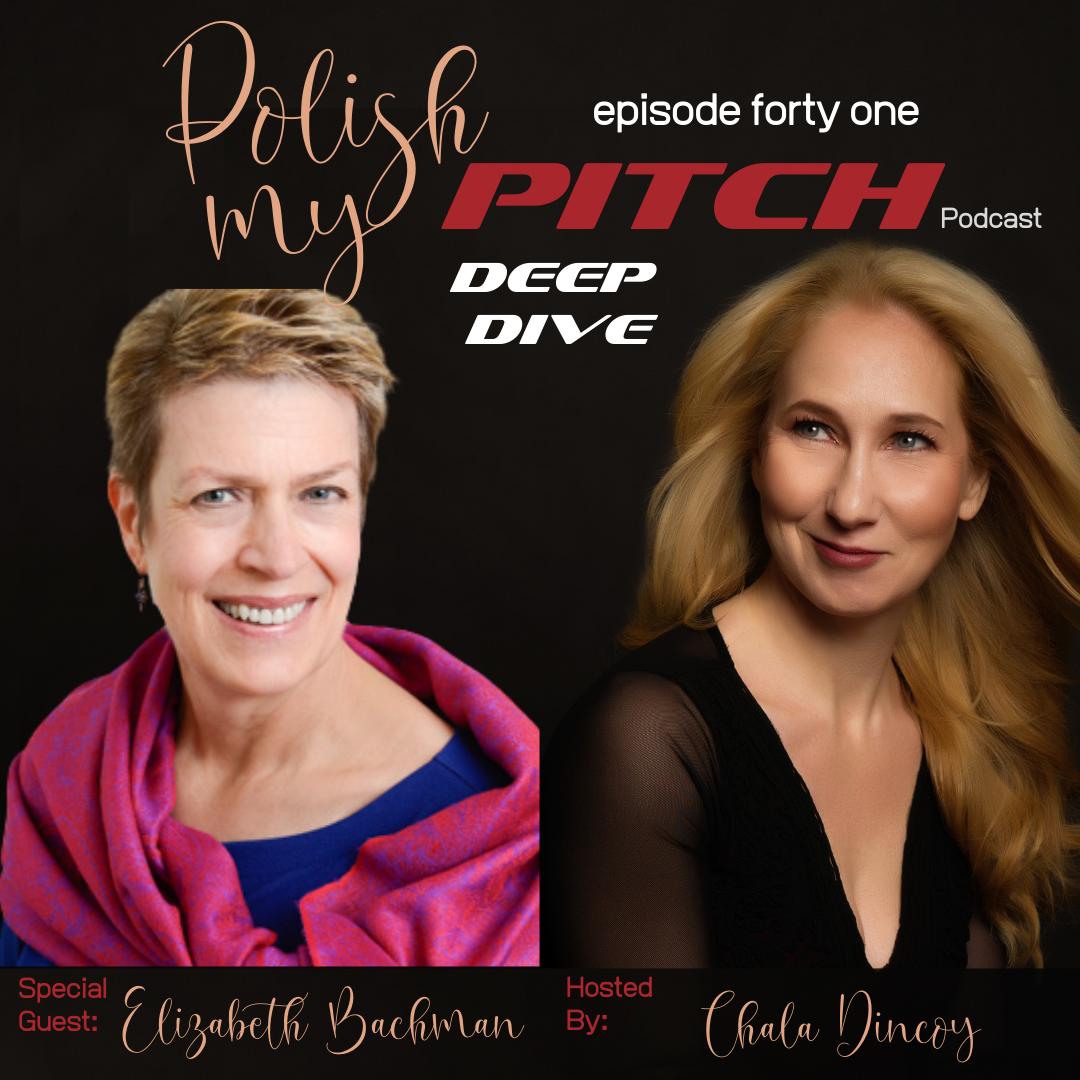 Deep Dive with Elizabeth Bachman, Presentation Skills Trainer