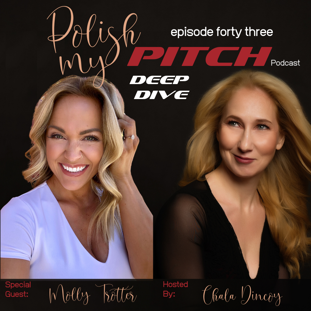 Deep Dive with Molly Trotter, Speaker & Coach