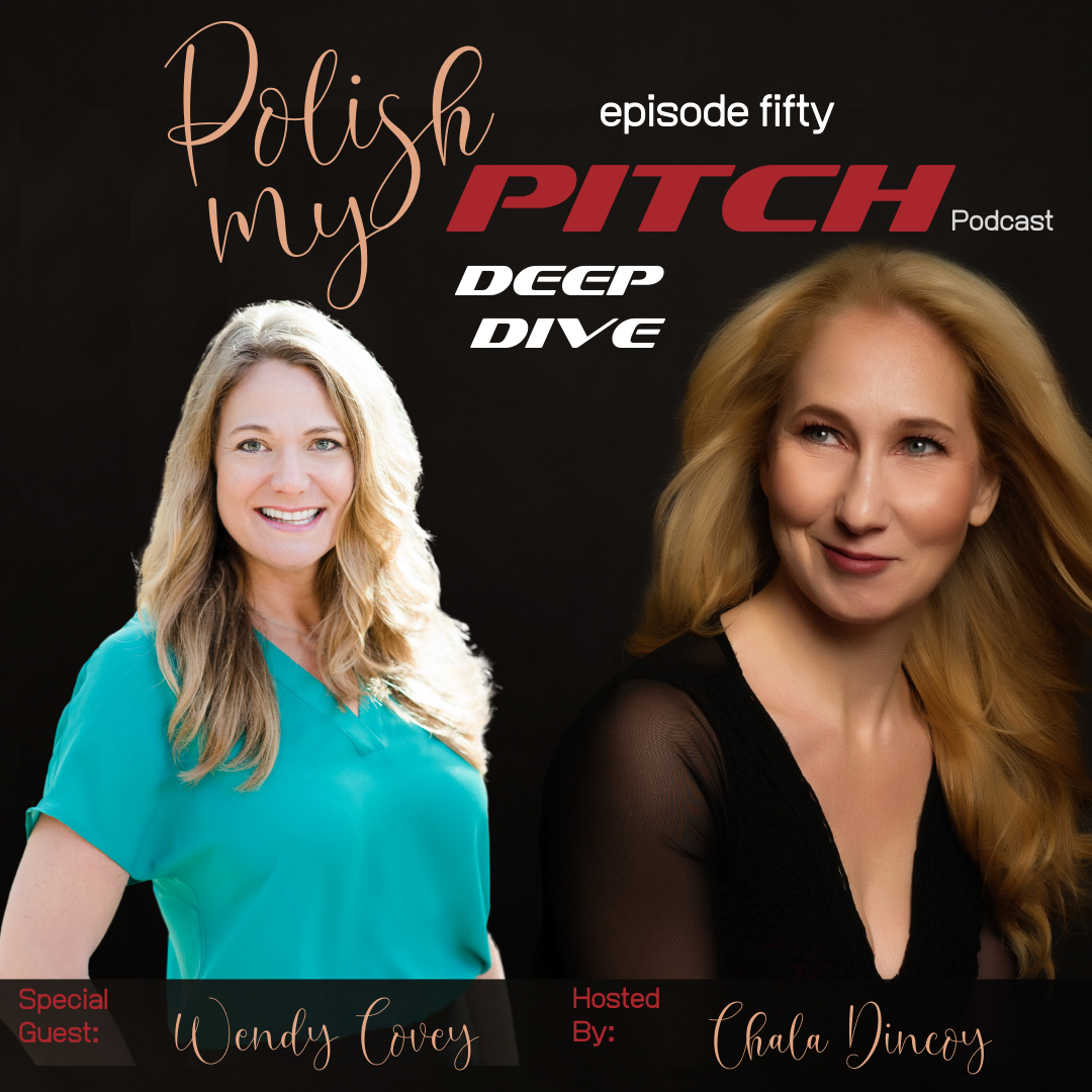 Deep Dive with Wendy Covey, CEO & Co-Founder