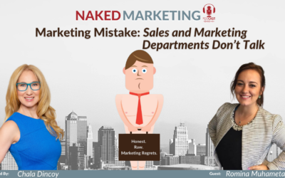 Marketing Mistake 2: Sales and Marketing Departments Don't Talk
