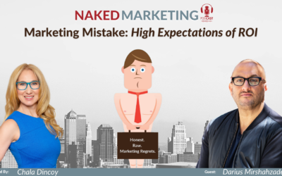 Marketing Mistake 5: High Expectations of ROI