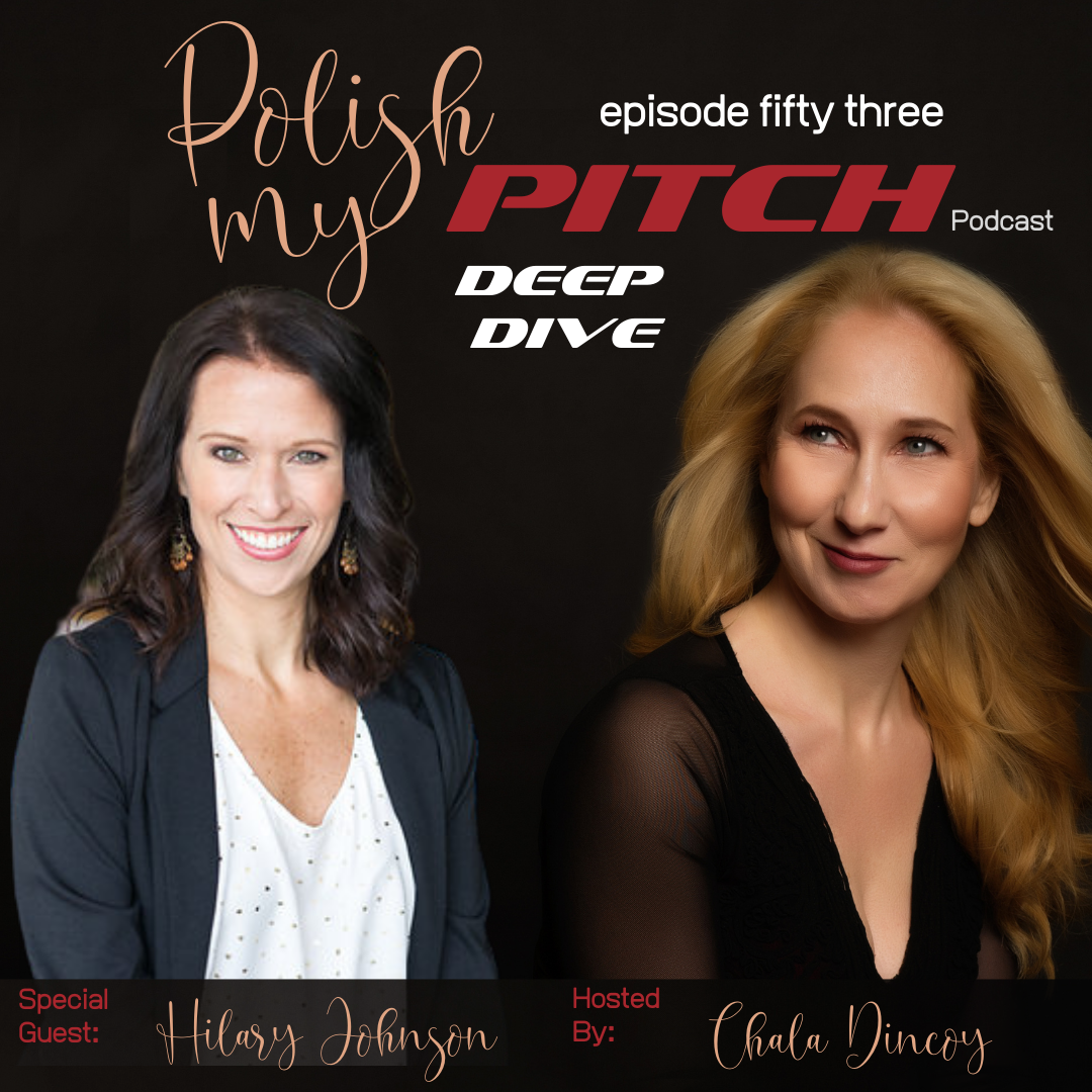 Deep Dive with Hilary Johnson, CEO