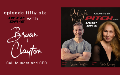 Deep Dive with Bryan Clayton, CEO