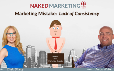 Marketing Mistake 11: Lack of Consistency