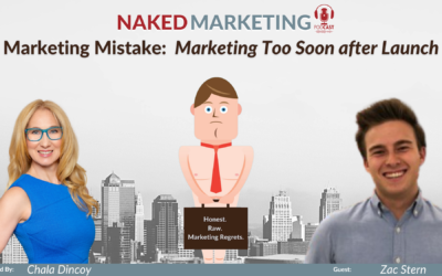 Marketing Mistake 15: Marketing Too Soon After Launch
