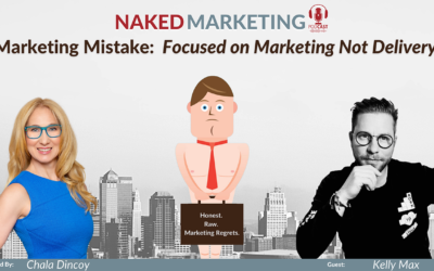 Marketing Mistake 17: Focus on Marketing Not Delivery