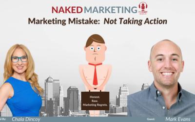 Marketing Mistake 18: Not Taking Action