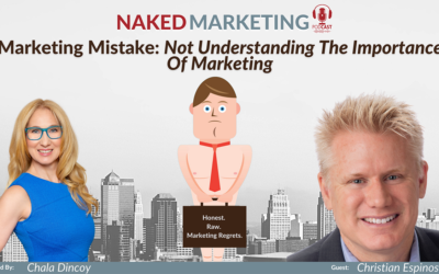 Marketing Mistake 20: Not Understanding the Importance of Marketing