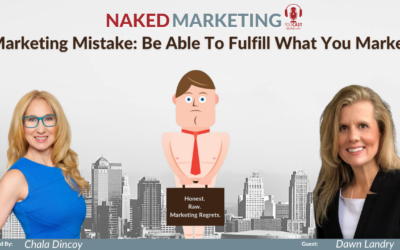 Marketing Mistake 22: Not Being Able to Fulfill What You Market