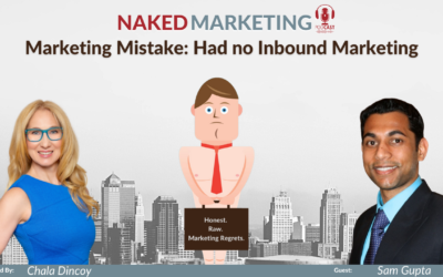 Marketing Mistake 23: Had No Inbound Marketing